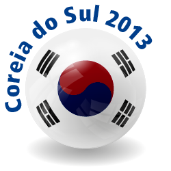 Coreia do Sul 2013